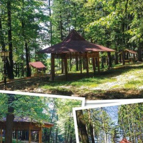 """Sarajevo: Na proljeće se u Starom Gradu otvara moderni park """"Gradska šuma"""""""