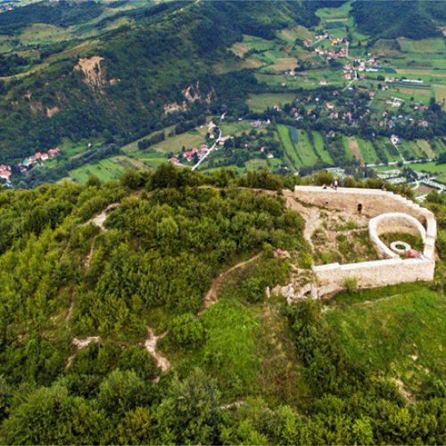 Uskoro postavljanje jarbola i zastave na srednjovjekovnom bosanskom gradu – Visoki