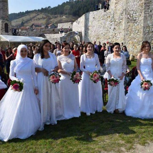 Vjenčajte se na predivnoj tvrđavi Stari grad: Poziv parovima iz cijele Bosne i Hercegovine