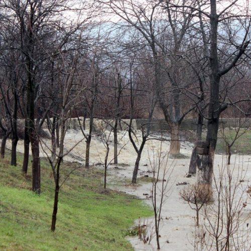 Padavine stale, voda se povlači