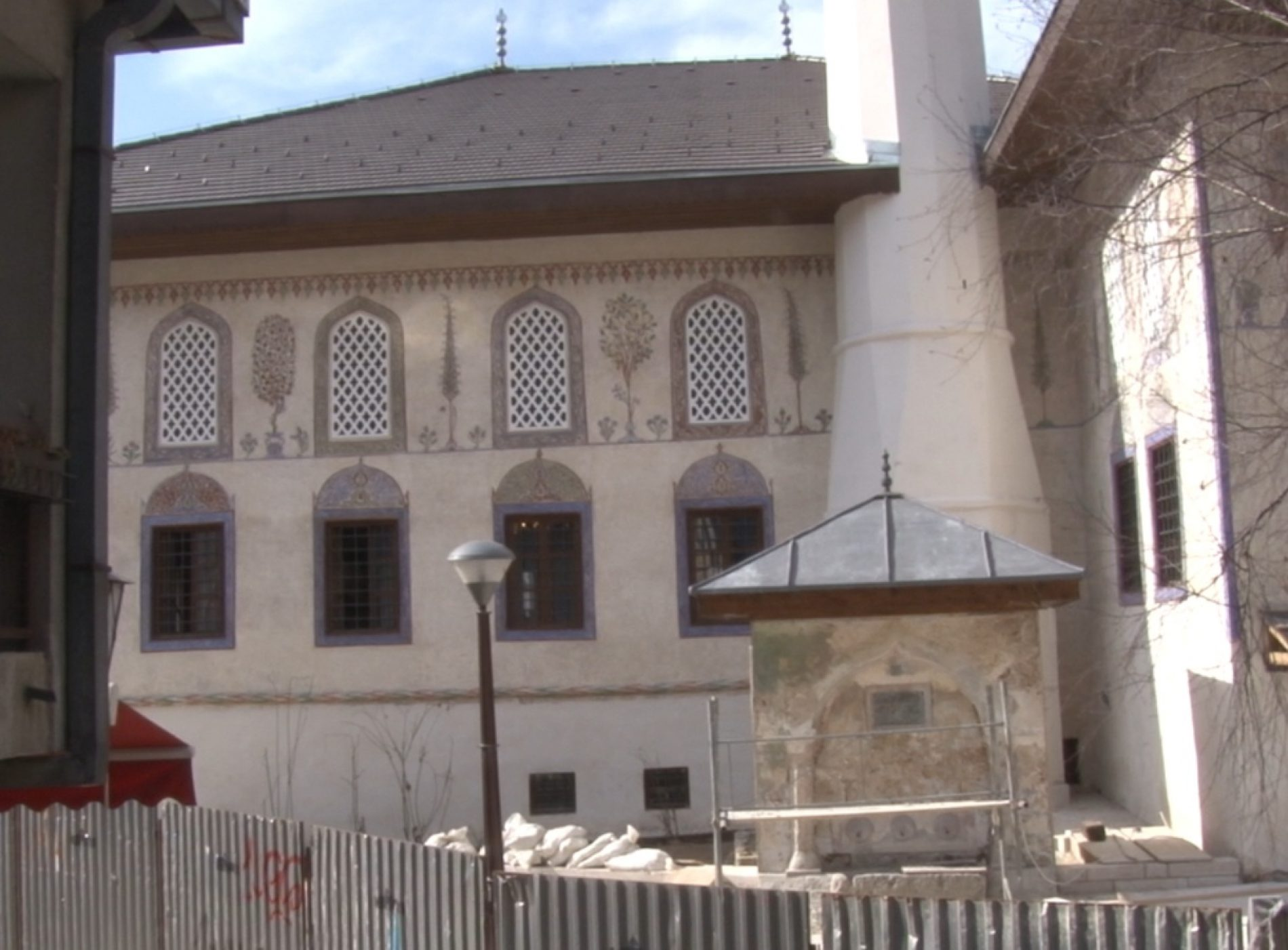 Travnik: Šarena džamija vraća stari sjaj (Video)