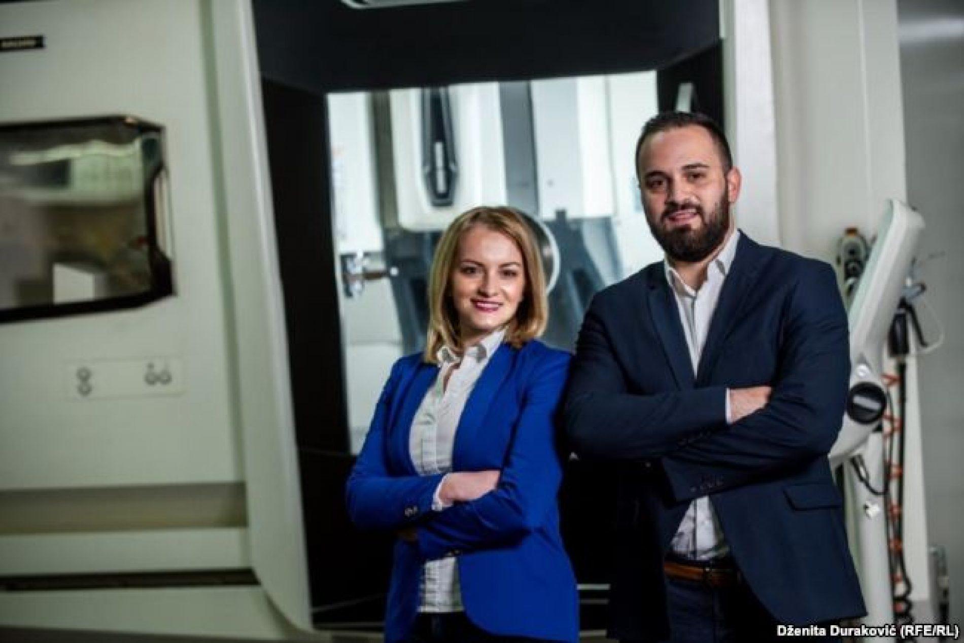 Porodica Bajrić prije nekoliko godina se vratila iz Njemačke u rodni Bihać i otvorila firmu