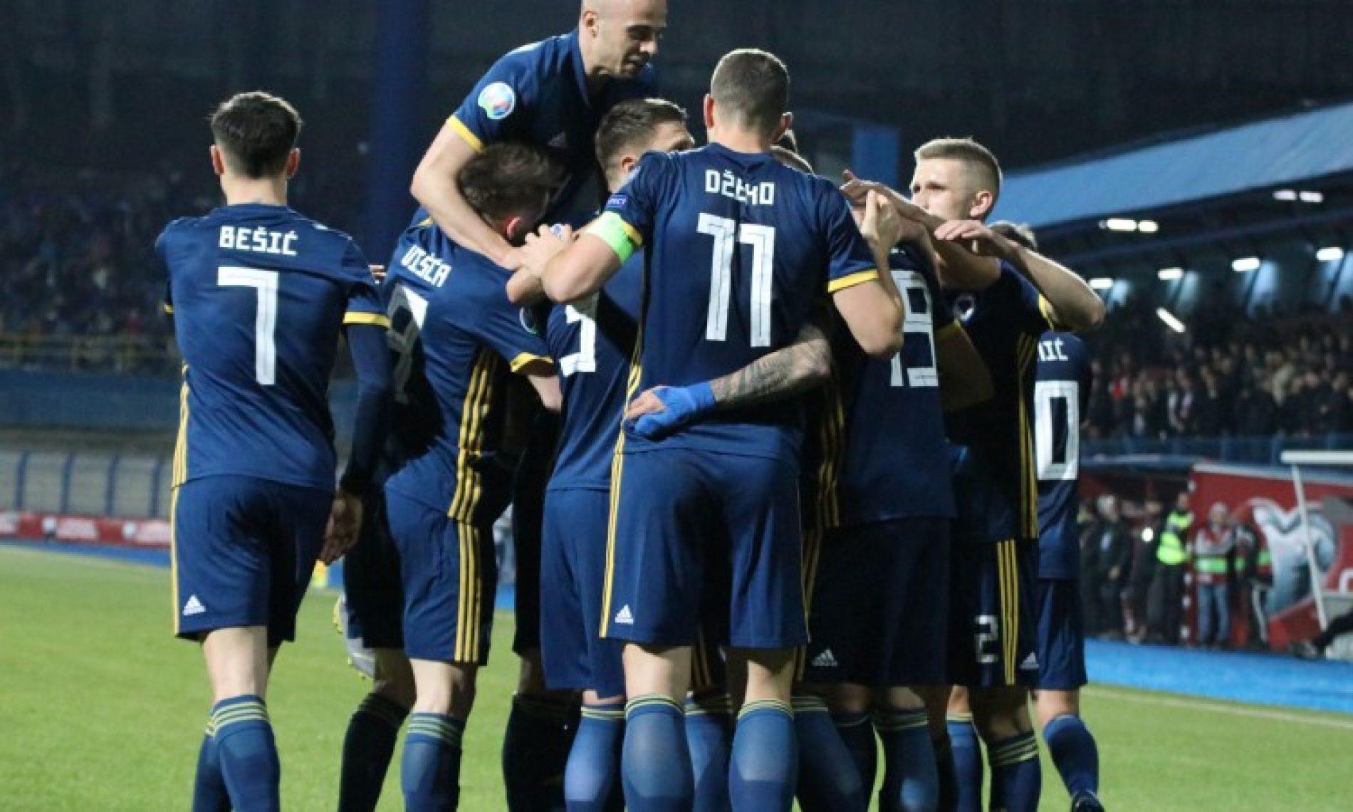 Kvalifikacije za EURO 2020: Pobjeda Bosne nad Armenijom