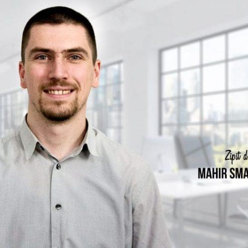 Mahir Smajić gradi karijeru u IT sektoru: Prilika za posao u Bosni i Hercegovini ima