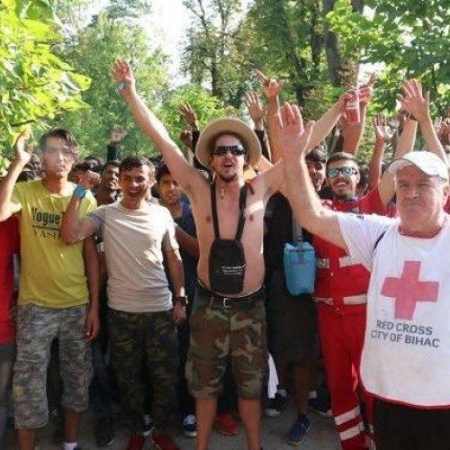 NK Jedinstvo -Migranti su naši igrači i navijači