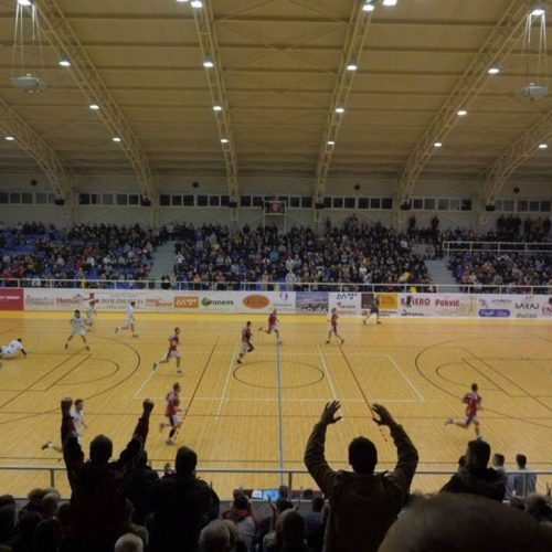 Gornji Vakuf: Grad rukometa, utakmice gleda skoro 10 posto stanovništva (Video)