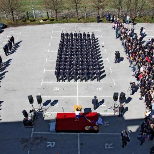 Svečana ceremonija polaganja zakletve kadeta GP Bosne i Hercegovine