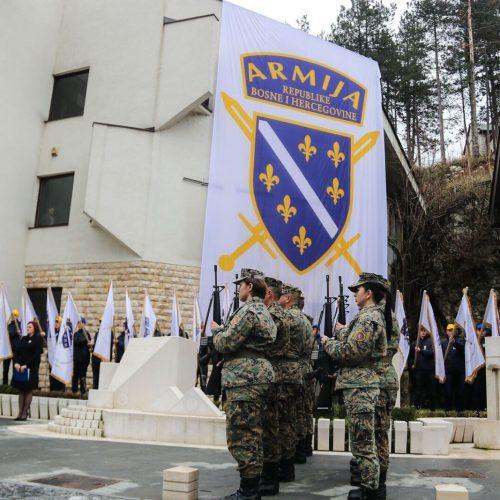 Počele pripreme za obilježavanje 15. aprila, Dana Armije Republike Bosne i Hercegovine