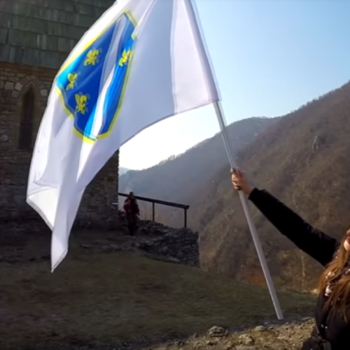 Obilježavanje Dana bosanske nezavisnosti na kraljevskom Bobovcu (Video)