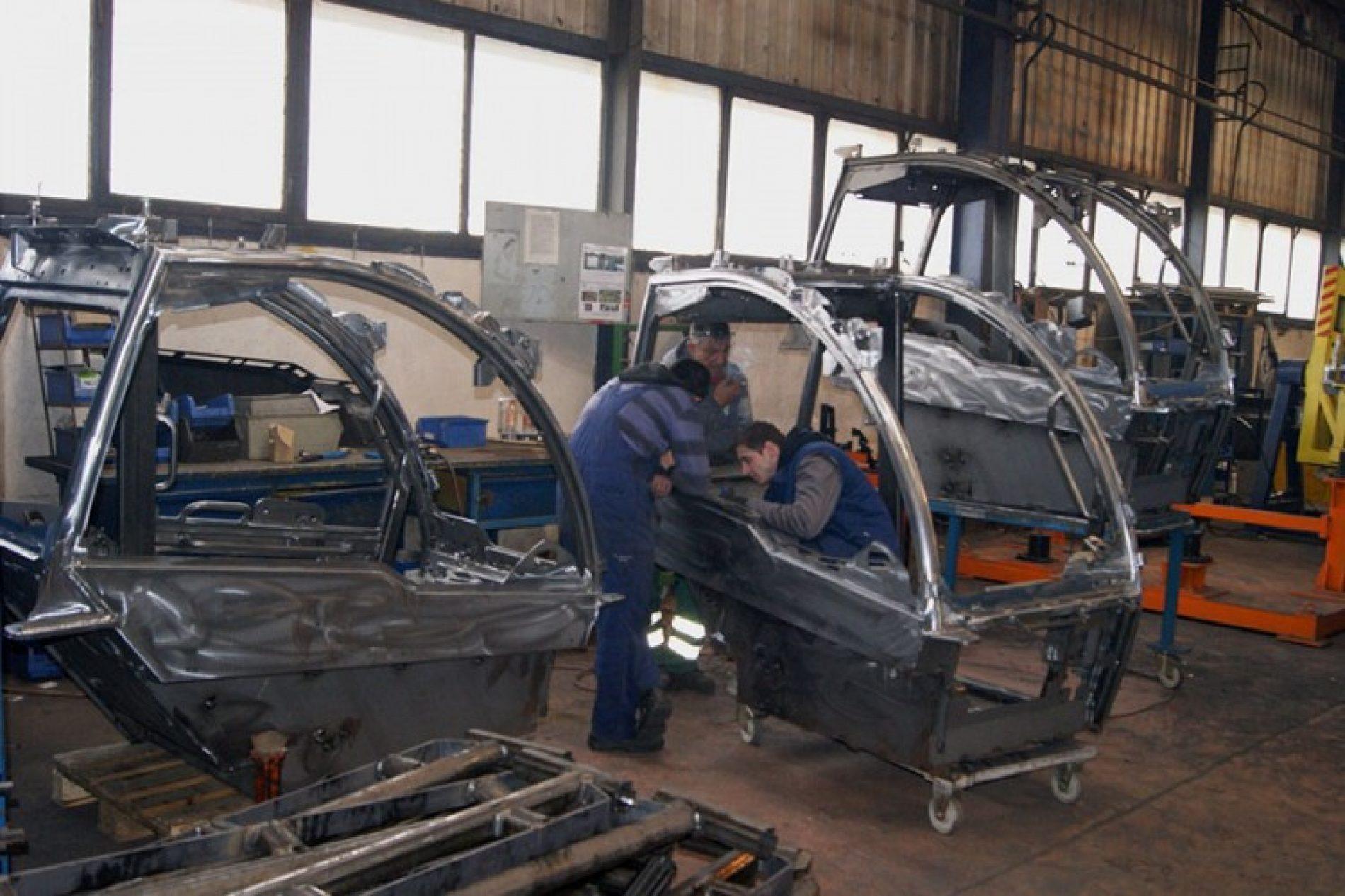 Preduzeće iz Bos. Krupe proizvodi kabine za svjetsko tržište, imaju 290 zaposlenih