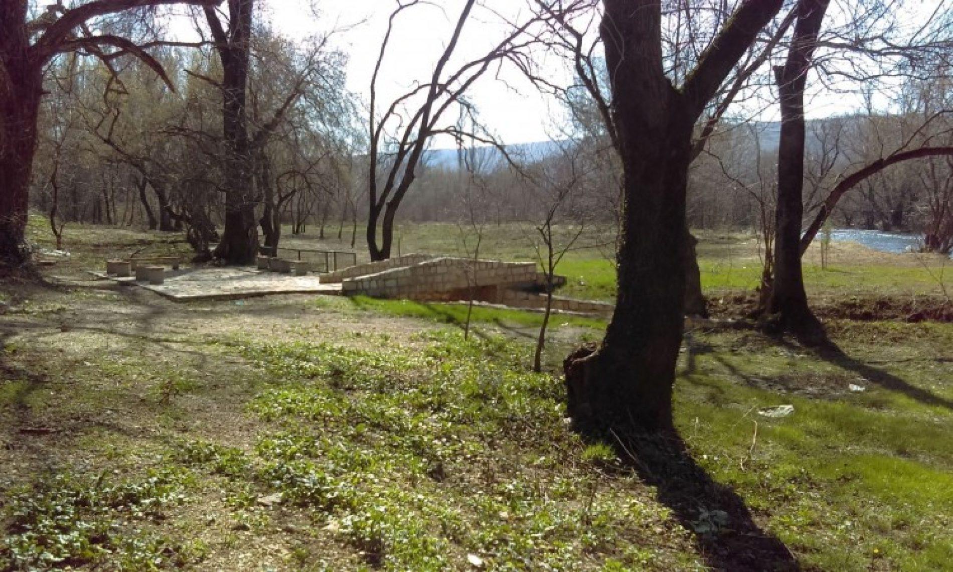 Revitalizirano izletište Bare na rijeci Buni