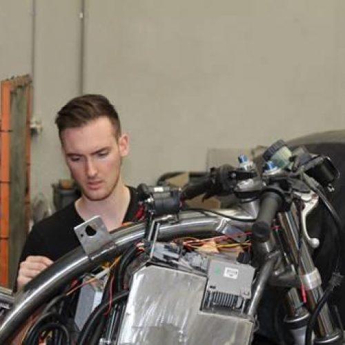 Australija: Bosanac Denis Savić namjerava proizvoditi električne motocikle