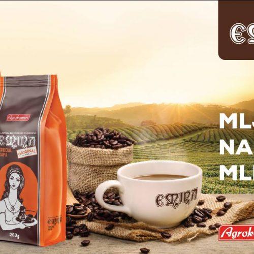 """Kahva Emina dobitnik """"Zlatne plakete za kvalitet proizvoda"""" 2019"""