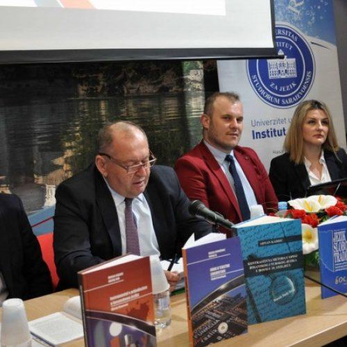 Predstavljeno osam izdanja Instituta za jezik Univerziteta u Sarajevu