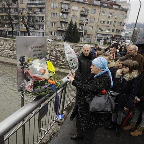 Sarajevo: Obilježena 23. godišnjica reintegracije naselja Grbavica, Kovačići i Vraca