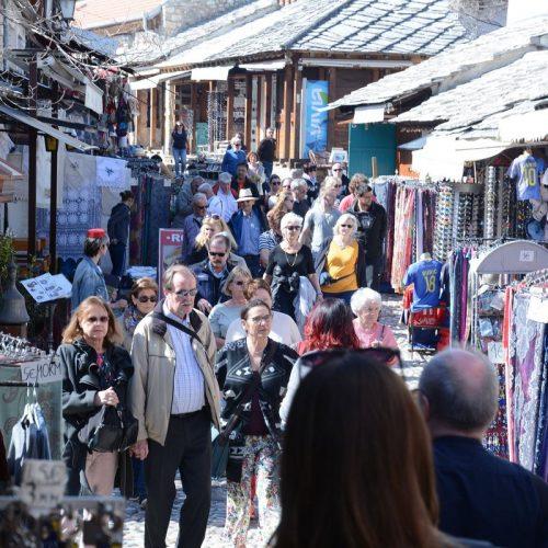 Sunce i miris behara oživjeli Mostar i najavili početak uspješne sezone