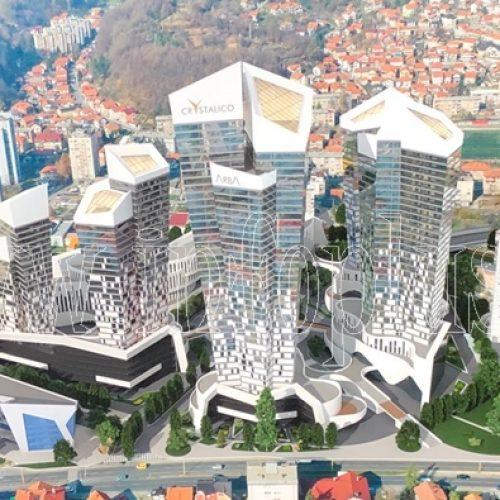"""Hoće li Tuzla dobiti novi stambeno-poslovni centar u kojem će biti i toranj viši od """"Avaz Twist Tower-a"""""""