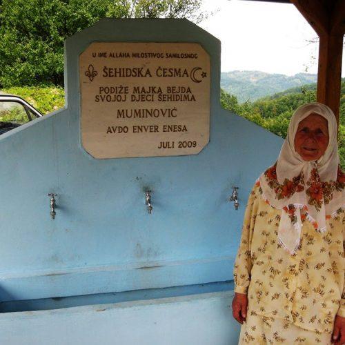 Sredstva koje je primala za poginule sinove, čuvala za izgradnju hajr-česme