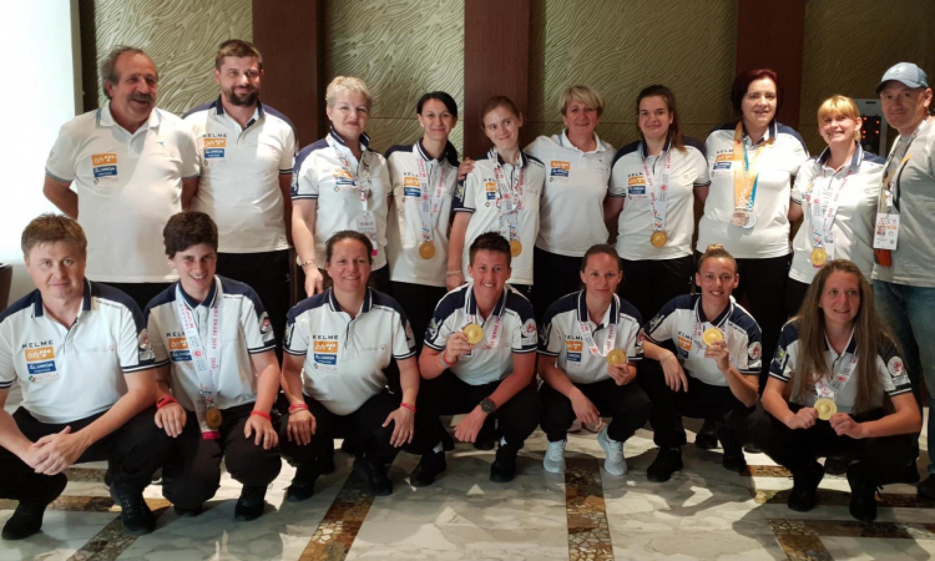 Svjetske igre Specijalne Olimpijade: Bosna i Hercegovina osvojila 10 medalja