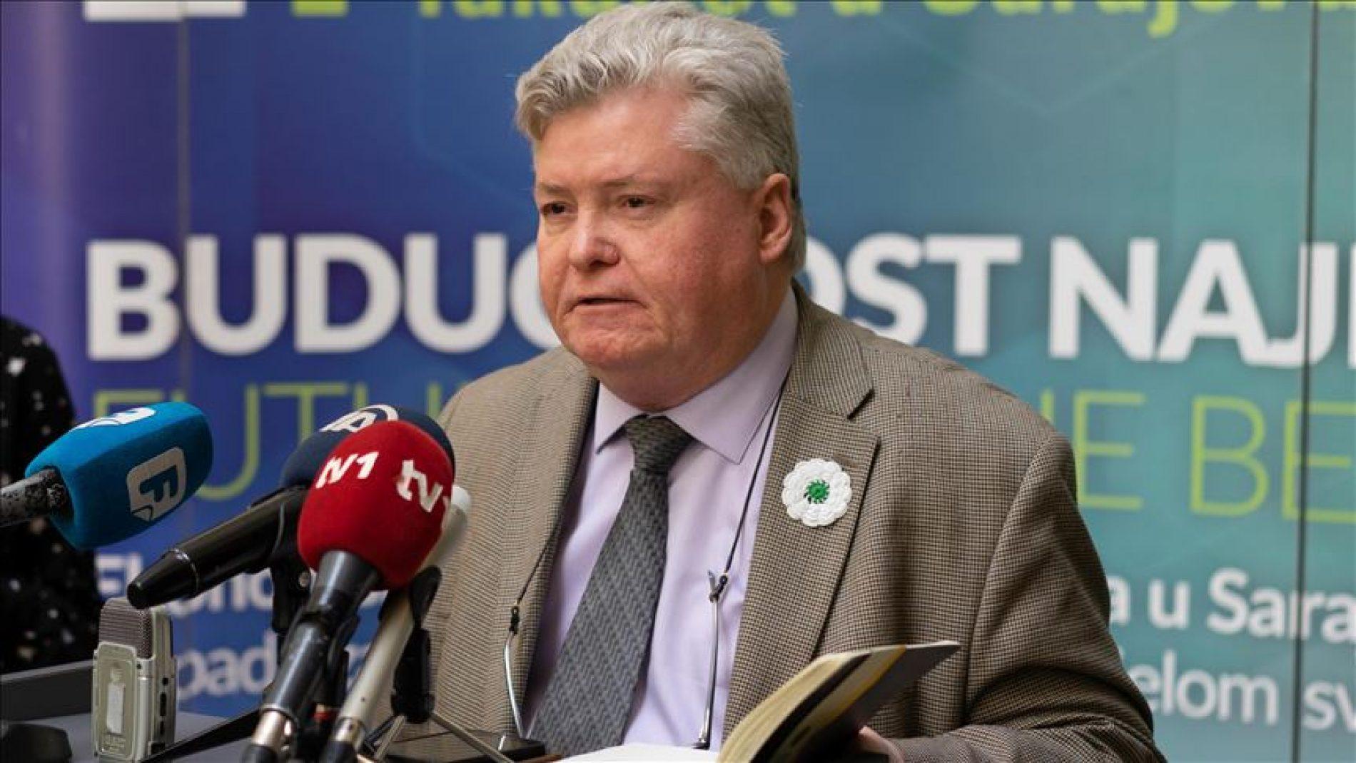Pettigrew: Međunarodna zajednica mora prestati pomagati i podržavati genocidni projekat Republiku srpsku