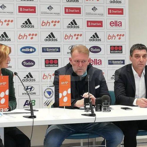 Selektor Bosne i Hercegovine objavio spisak igrača za utakmice s Armenijom i Grčkom
