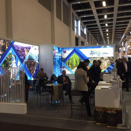 TZ Kantona Sarajevo predstavila turističku ponudu na sajmu ITB Berlin