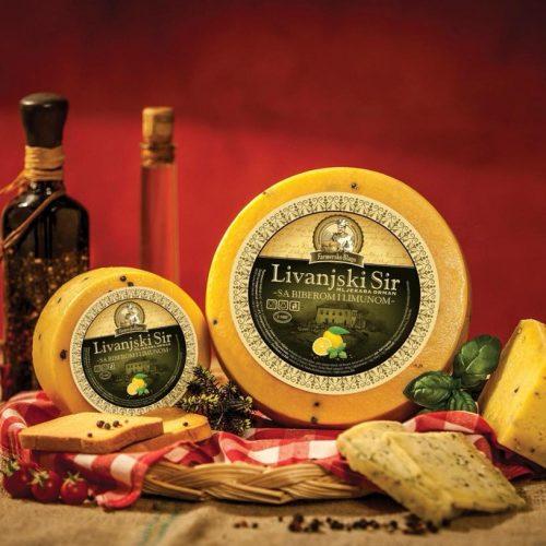 Livanjski sirevi okićeni svjetskim nagradama; nagrađeni i u Londonu