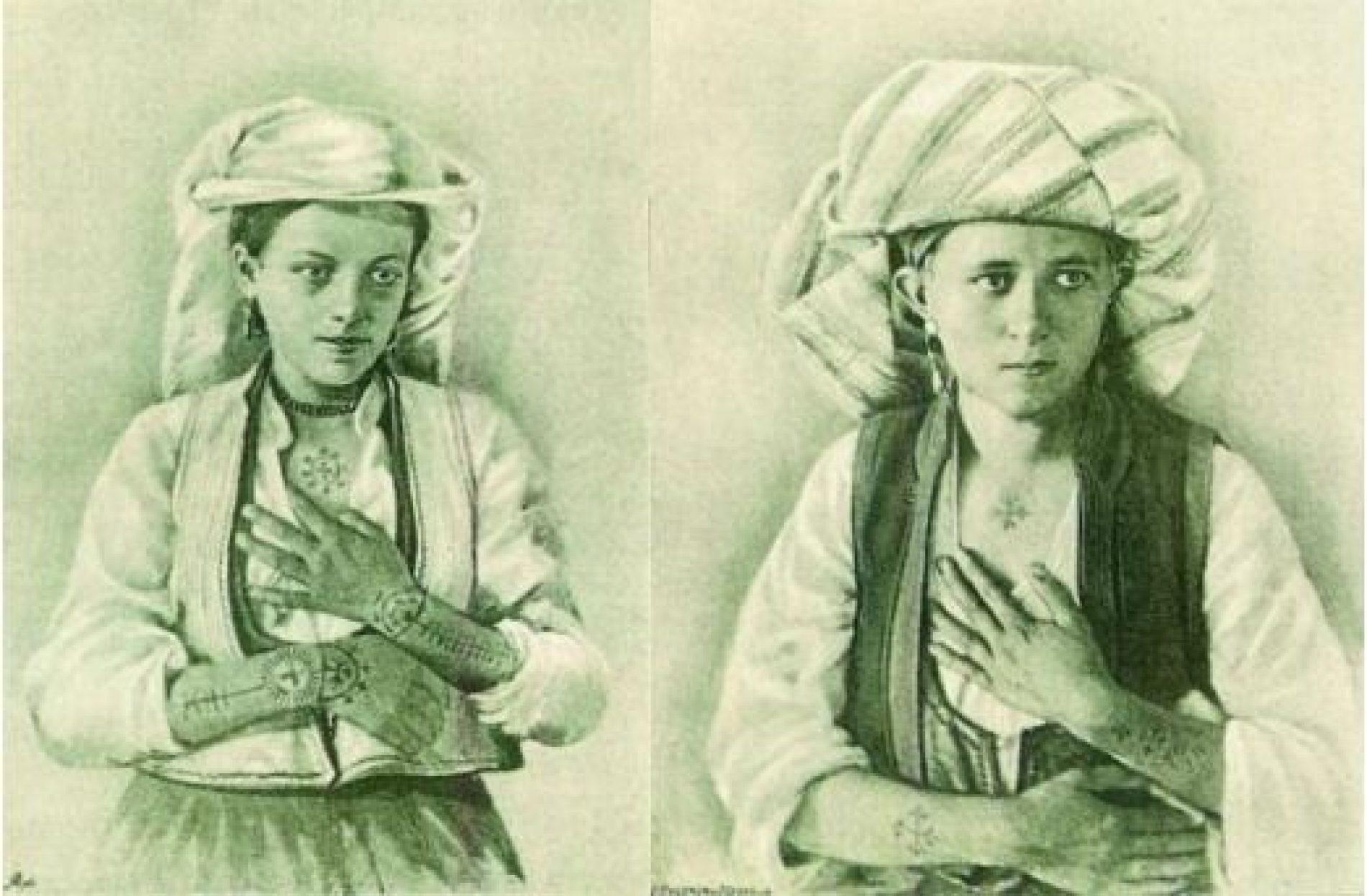 Ilirska tradicija tetoviranja i danas zastupljena kod bosanskih žena u centralnim dijelovima zemlje (Video)