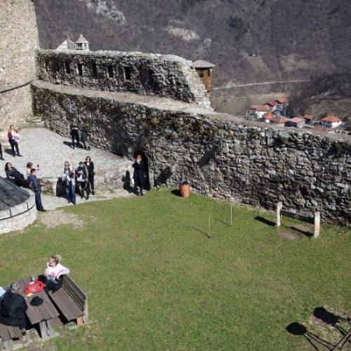 'Digitalizacija' vrandučke tvrđave, modernizacija nakon šest stoljeća (Foto)