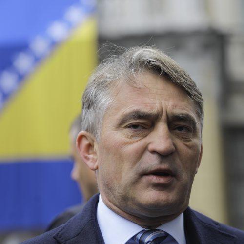 Komšić: Ako ih ne zaustavimo napravit će i 'veliku Srbiju' i 'HB'