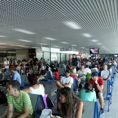 Međunarodni aerodrom Sarajevo obilježava 50 godina s trendom rasta prometa