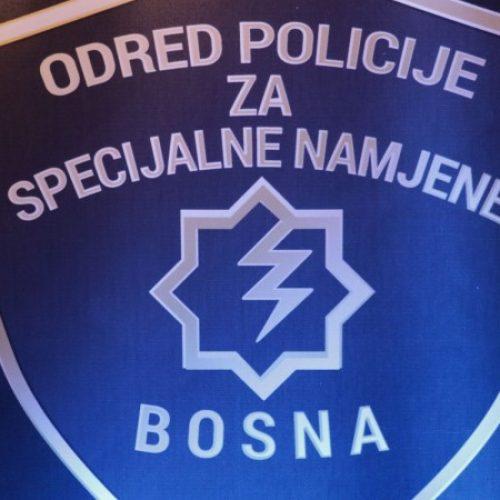 U Domu policije obilježena 27. godišnjica formiranja Odreda policije 'Bosna'