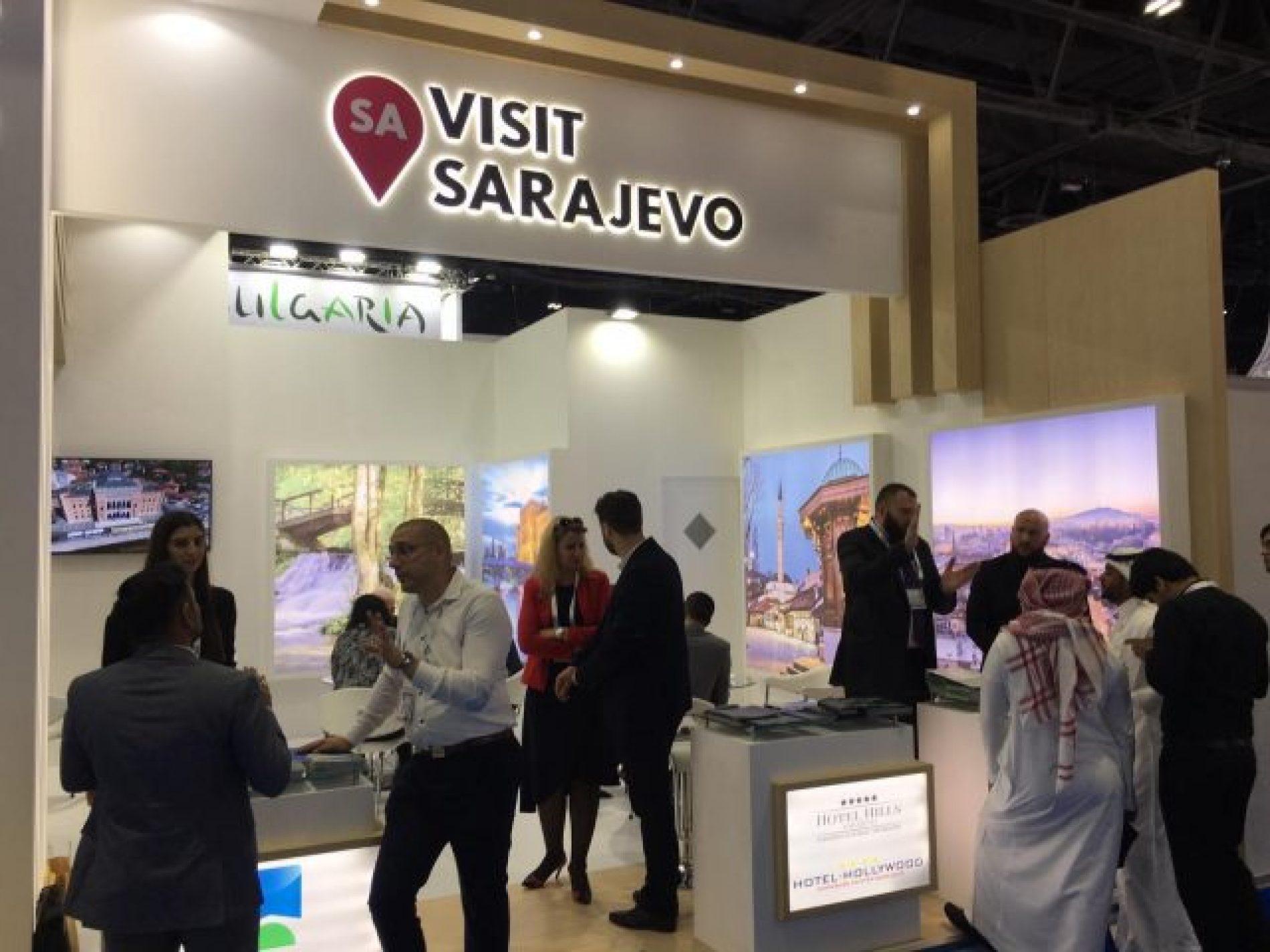 Turistička zajednica KS na prestižnom Međunarodnom sajmu turizma u Dubaiju