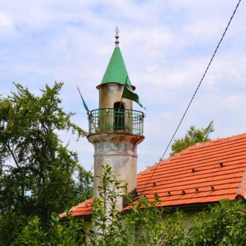 Stara džamija u Goduši kod Visokog nacionalni spomenik Bosne i Hercegovine