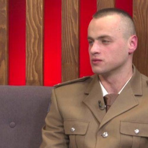 Edin Vučelj – oficir OSBiH i višestruki osvajač svjetskih kupova u kik-boksu