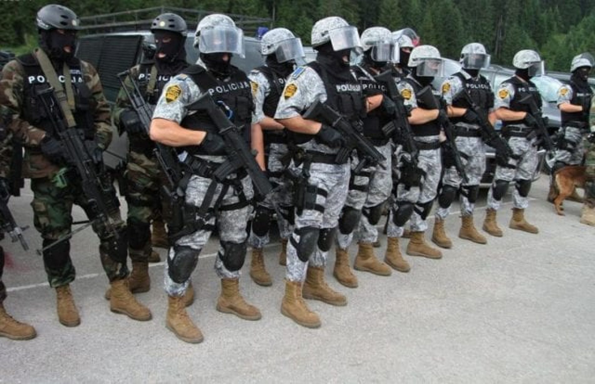 FBiH bi mogla dobiti 2500 rezervnih policajaca