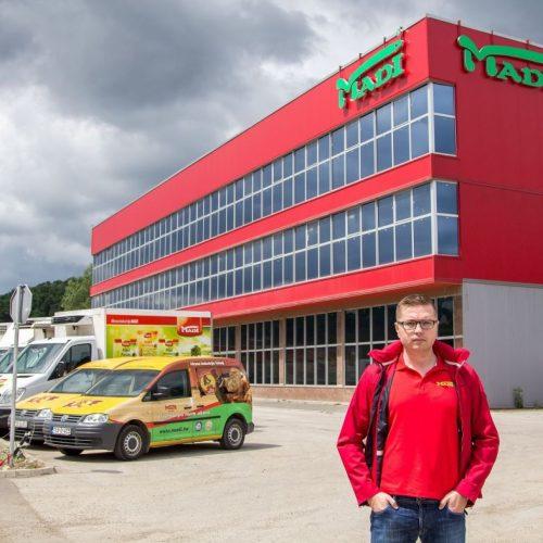 Tešanjski MADI, najveći proizvođač i prerađivač  piletine u regiji