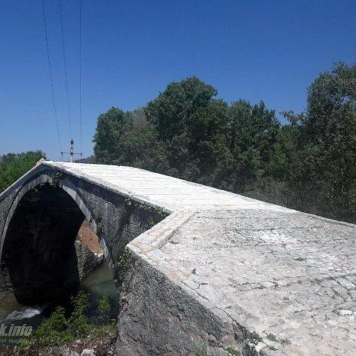 Čapljina: Završena prva faza rekonstrukcije starog mosta u Klepcima