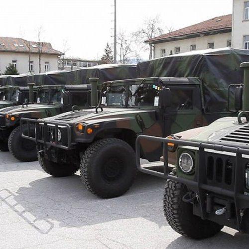 Modernizacija OS BiH: Nabavljaju 205 vozila, vrijednosti 21 milion maraka