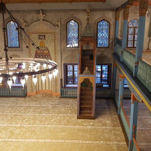 Travnik: Završena restauracija Šarene džamije (FOTO)