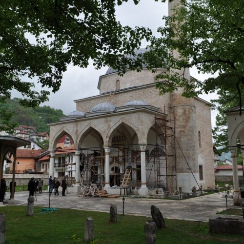 Foča: Sve spremno za svečano otvaranje Aladža džamije