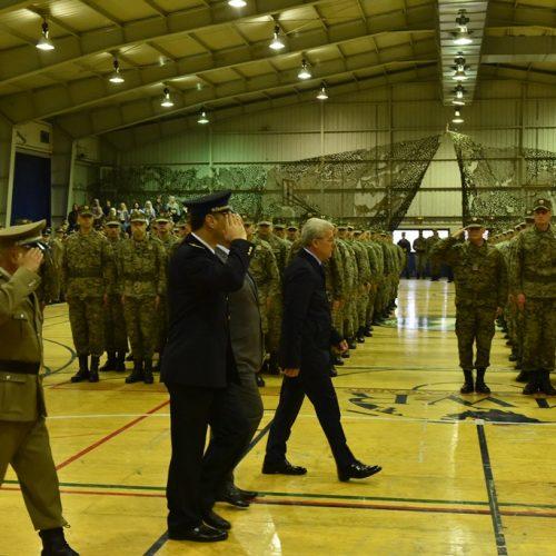 Svečano obilježena 27. godišnjica formiranja Armije RBiH i 14. godišnjica 2. pješadijskog puka OS BiH