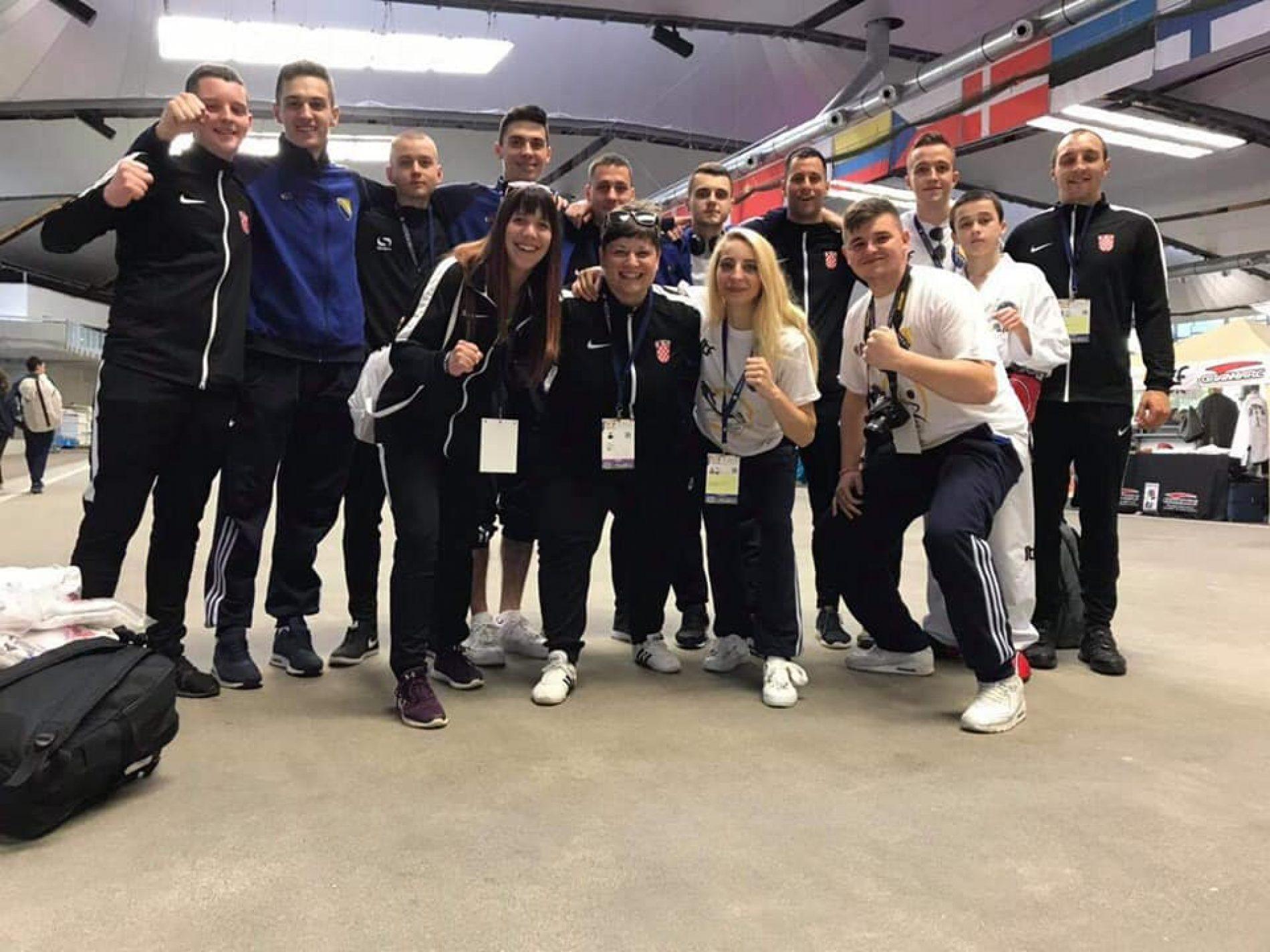 Bosanski taekwondo reprezentativci iz Bužima osvojili srebro i bronzu na Svjetskom prvenstvu!