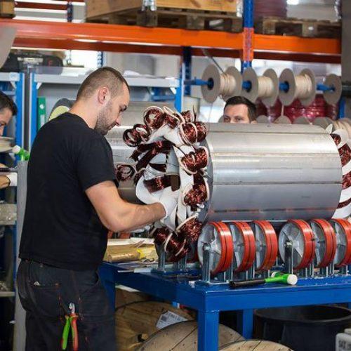 Promet industrije Bosne i Hercegovine porastao za 10,1%