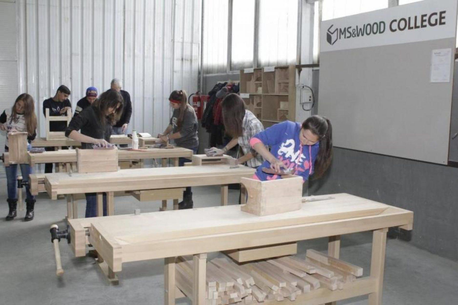 Ms&Wood nastavlja stipendirati sve učenike Drvoprerađivačke škole u Fojnici