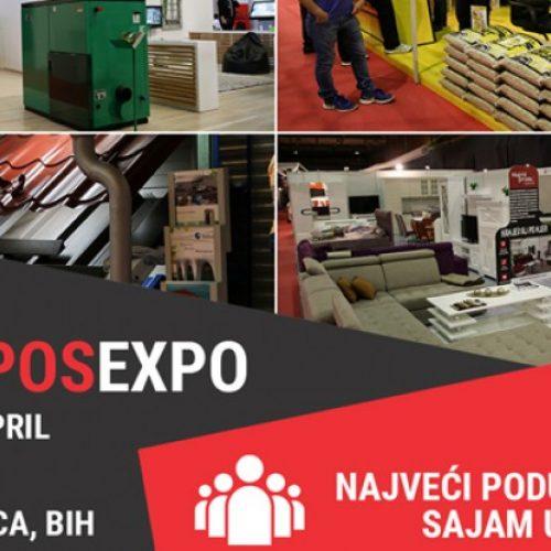 Na sajmu Grapos-Expo 335 izlagača iz Bosne i Hercegovine i inostranstva (VIDEO)