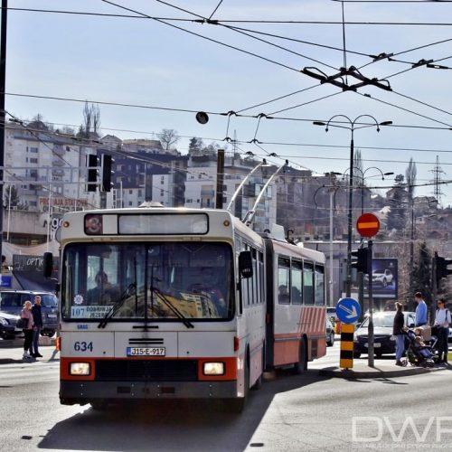 Vlada KS najavila kupovinu 20 novih trolejbusa u ovoj godini