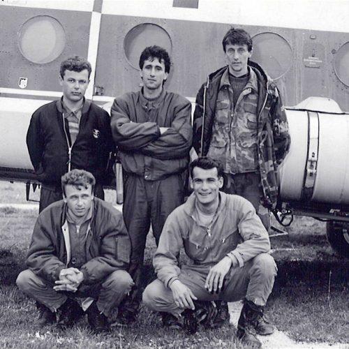 Prije 25 godina hrabri pripadnici Armije RBiH helikopterom odnijeli pomoć saborcima u opkoljeno Goražde