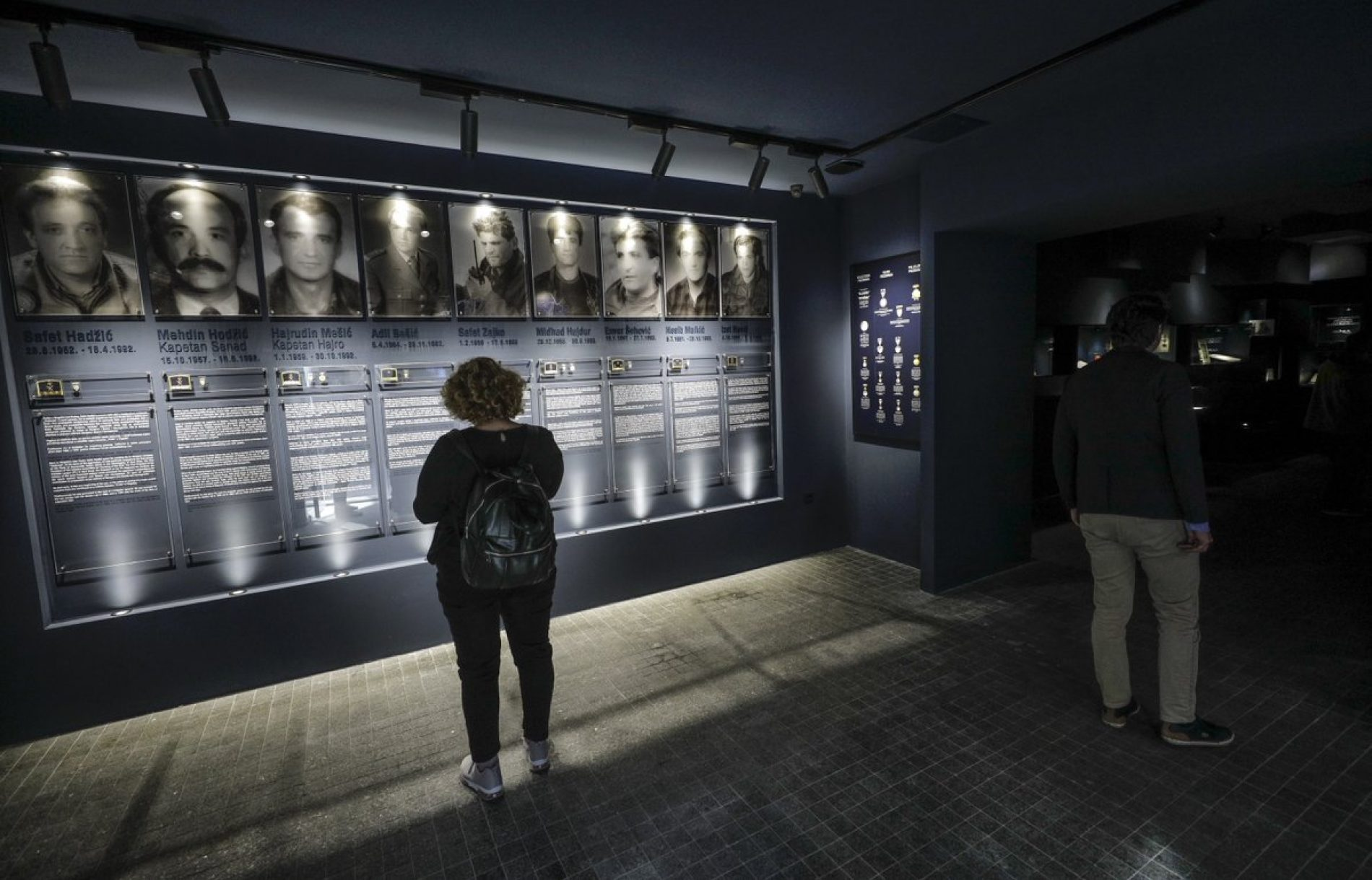 """Otvorena muzejska postavka """"Heroji oslobodilačkog rata"""""""