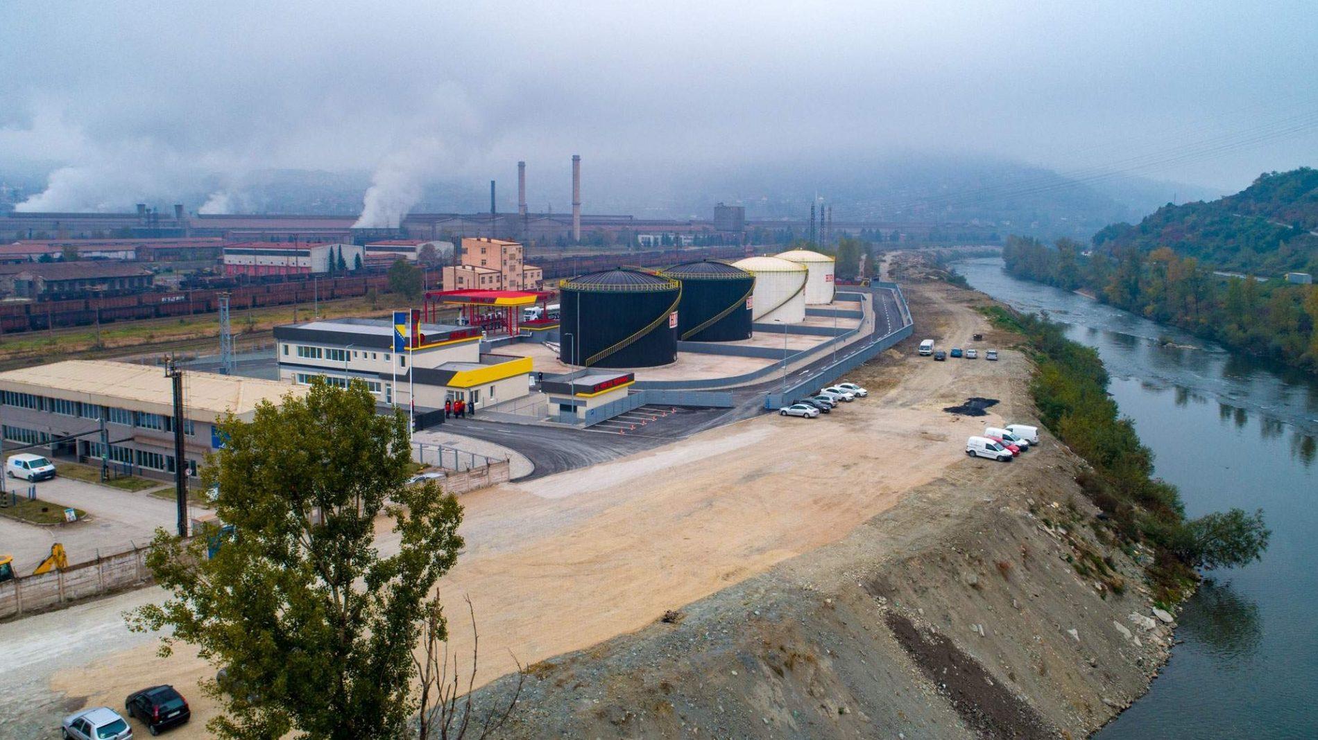 'Hifa oil' u CG dobila posao vrijedan pola miliona eura